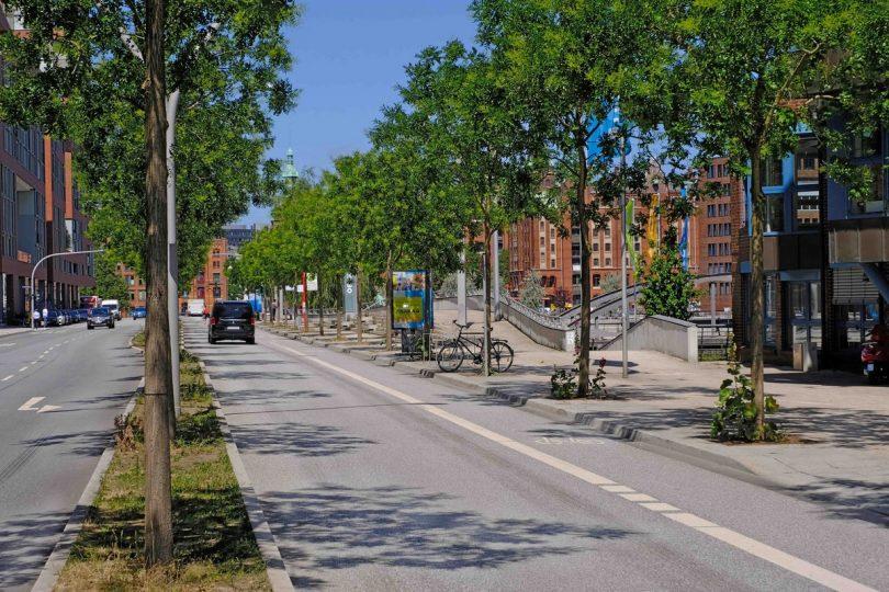 """Forschungsprojekt """"BlueGreenStreets"""""""