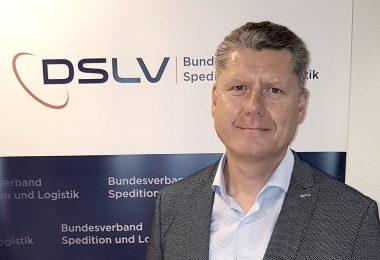 Tino Bauer Vorsitzender des DSLV-Fachausschusses Schienengüterverkehr
