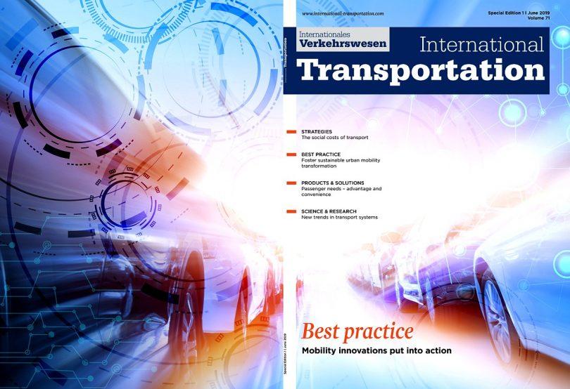 International Transportation – Issue 1 | 2019