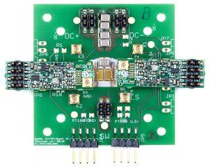 Spannungswandler mit GaN Power ICs