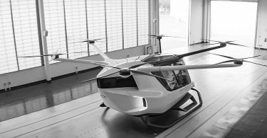 World's First Hydrogen-Powered Air Mobility System Skai