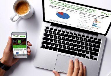 TAF Marktstudie Ticketing