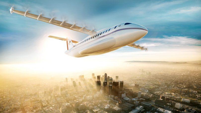 Elektrisch fliegen