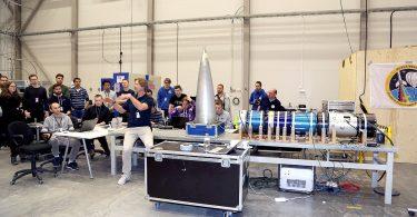 deutsch-schwedisches REXUS/BEXUS-Programm