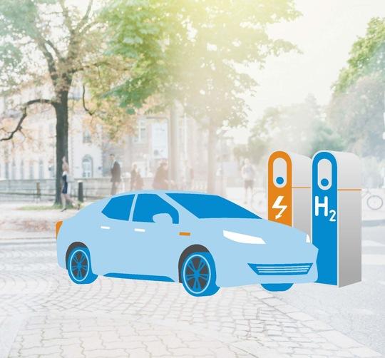 VDI/VDE-Studie Brennstoffzelle