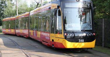 Freie Fahrt für Karlsruher Messstraßenbahn