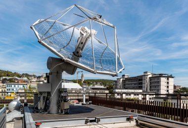 Gas to Liquid-Versuchsreaktor der ETH in Zürich