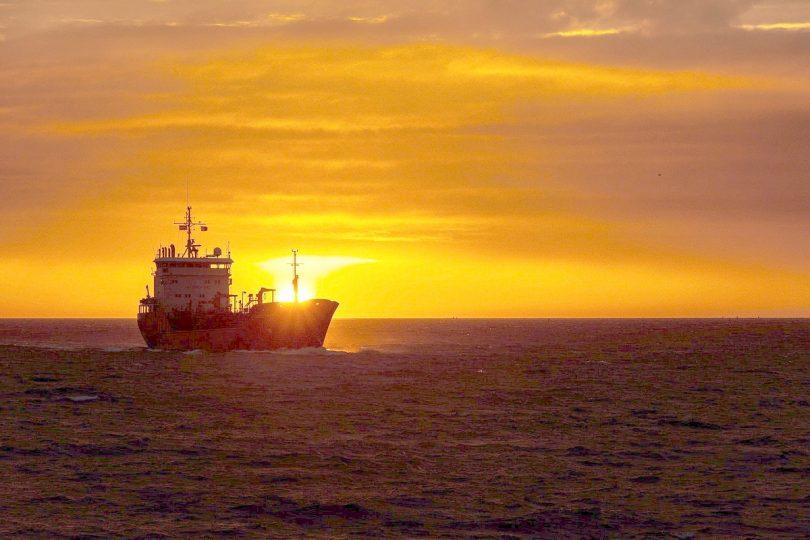 Totalverluste in der Schifffahrt auf historischem Tief