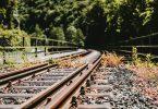 Schienenverkehr ohne Verkehr