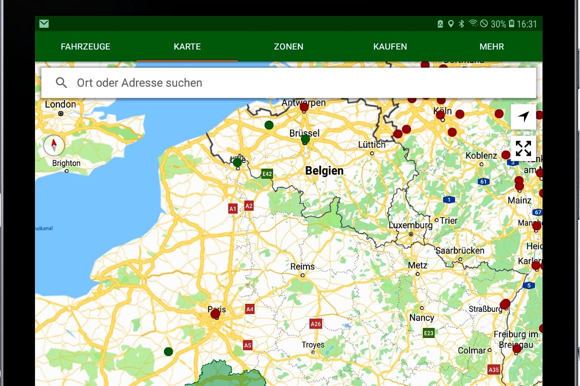 Frankreich Weitere Fahrverbote In Stadtischen Umweltzonen