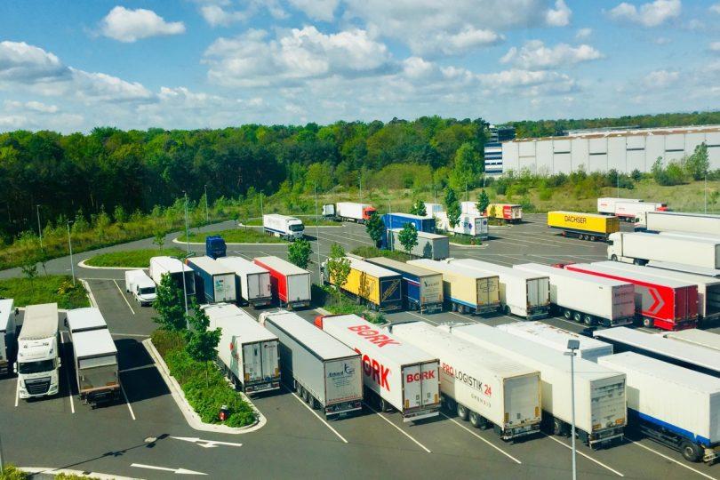Bosch Secure Truck Parking startet Kooperation mit Rewe
