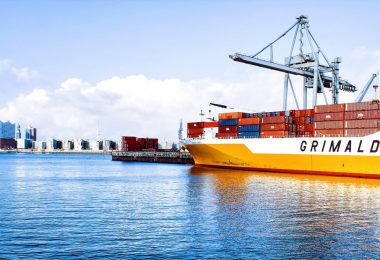 Publikation: Green Ports und Green Shipping