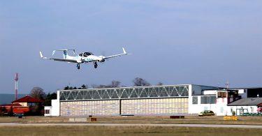Sichere Landungen ohne Navigationshilfen am Boden