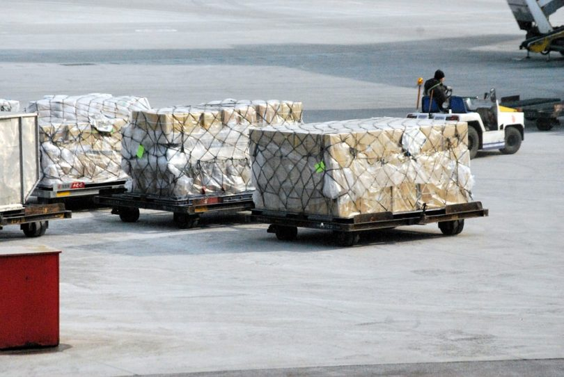 aviation freight services