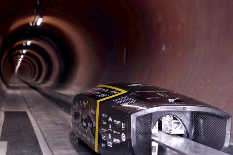 gewinnt TUM-Team Hyperloop Competition