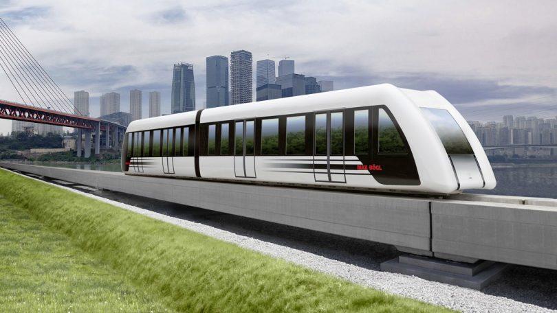 Kurzstator-Magnetbahnsystem | China | Magnetschnellbahn
