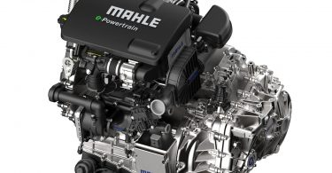 neuer Hybridantrieb von Mahle
