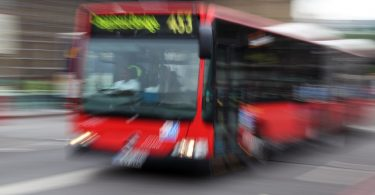 Freigabe der Busspuren