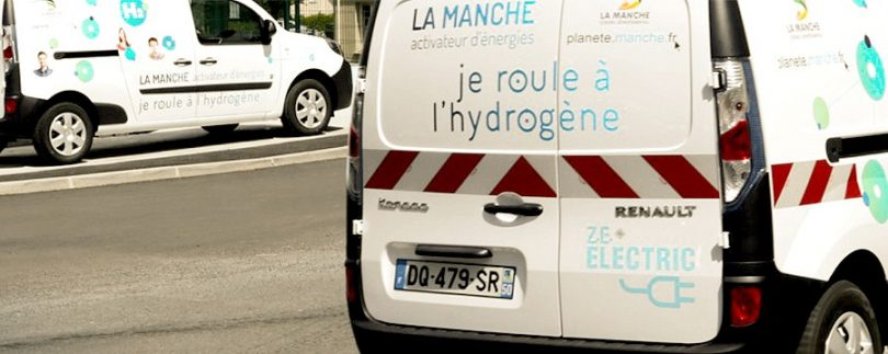 EU flagship project Hydrogen Mobility Europe (H2ME)