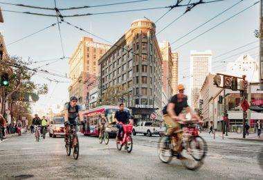 Berichterstattung zu urbaner Mobilität