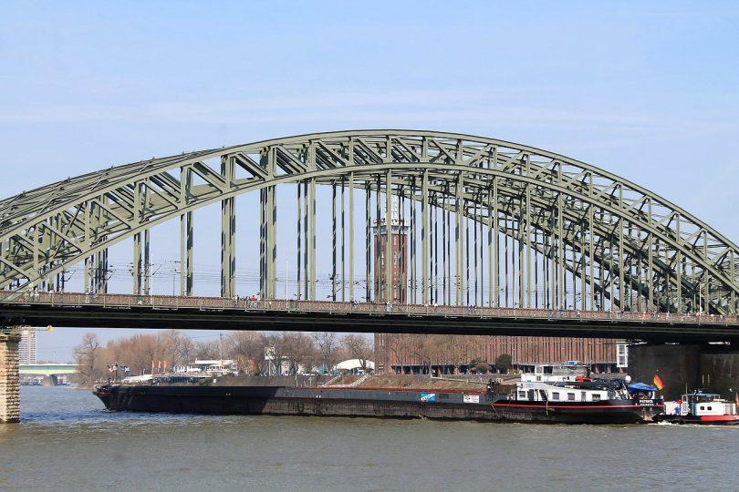 Rhine Cologne