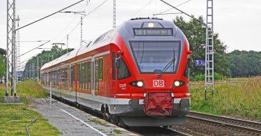 Bahnsteig Barrierefreiheit