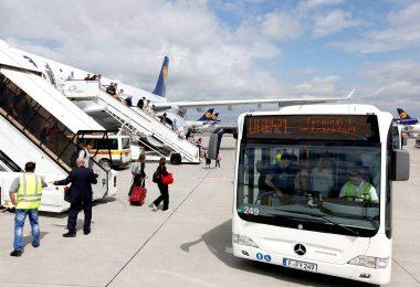 Mit Elektrobussen statt Diesel
