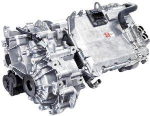Vitesco Technologies' integrated volume-production axle drive