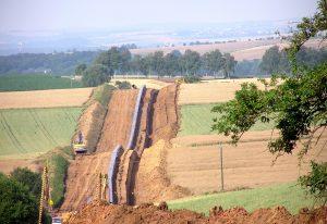 Kontrolle von Pipelines von oben