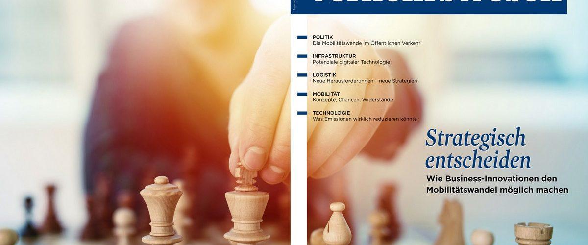 Strategisch entscheiden Business Innovation
