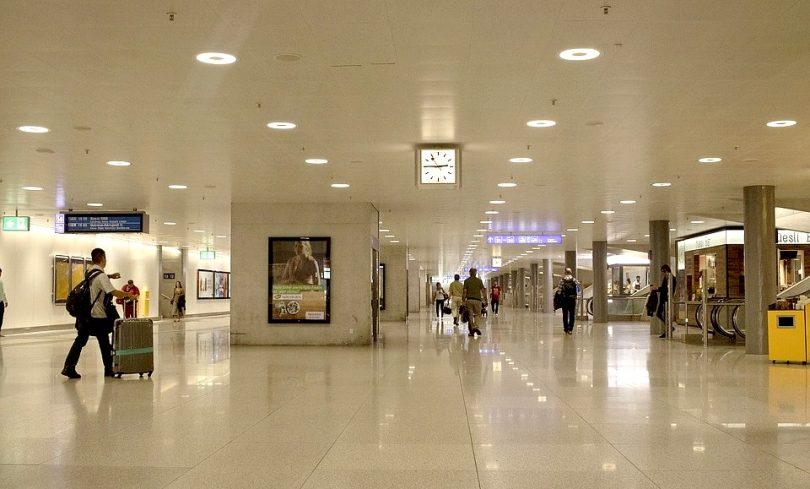 SBB Bahnhof Zürich