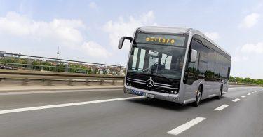 eCitaro von Mercedes-Benz soll H₂-Range-Extender erhalten