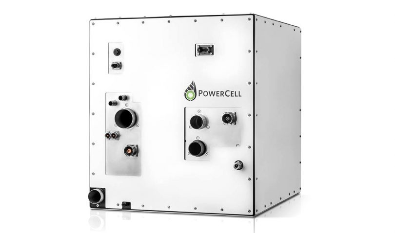 MS-100 fuel cell system