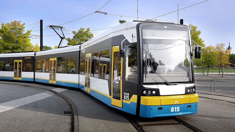 NVS Niedrflur-Tram