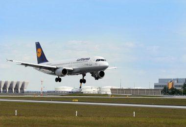 LNAS Lärmminderungsprojekt: Probebetrieb in Frankfurt gestartet