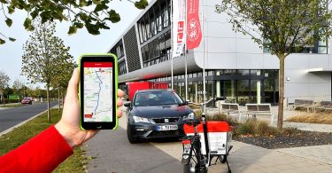 "NFF-Projekt: ""Zukunftslabor Mobilität"""