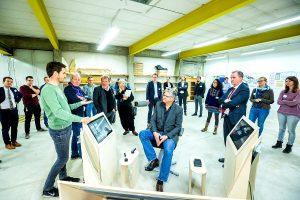 Autonom fahrende, emissionsfreie Binnenschiffe in NRW