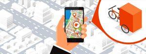 SmartRadL – Echtzeit-Tourenplanung für urbane Lastenradverkehre