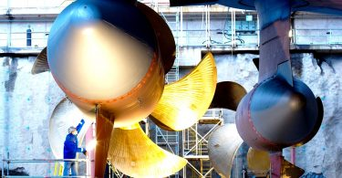 Large-Azipod Propulsion System for Genting vessels