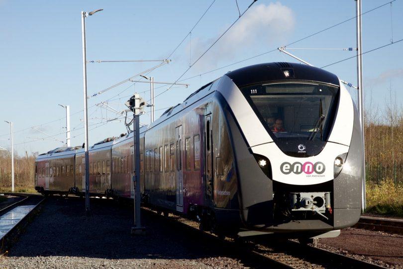 Bahnstrecke Chemnitz-Leipzig ab 2023 batterieelektrisch