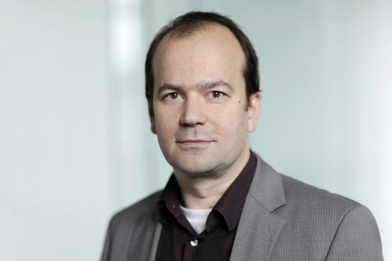 Prof. Dr.-Ing. Nils Peter Huber, Referat Flussbau, Abteilung Wasserbau Binnenbereich