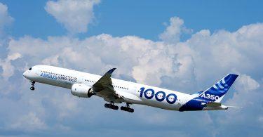A350-1000 autonomous take-off.