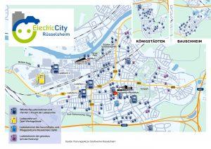 Opel Electric City Rüsselsheim