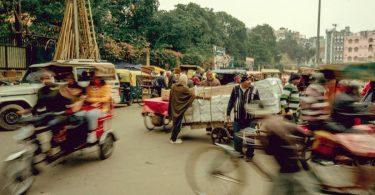 New Delhi . Photo: Dewang Gupta | Unsplash