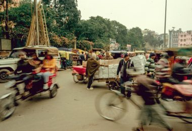 New Delhi . Photo: Dewang Gupta | Unsplash