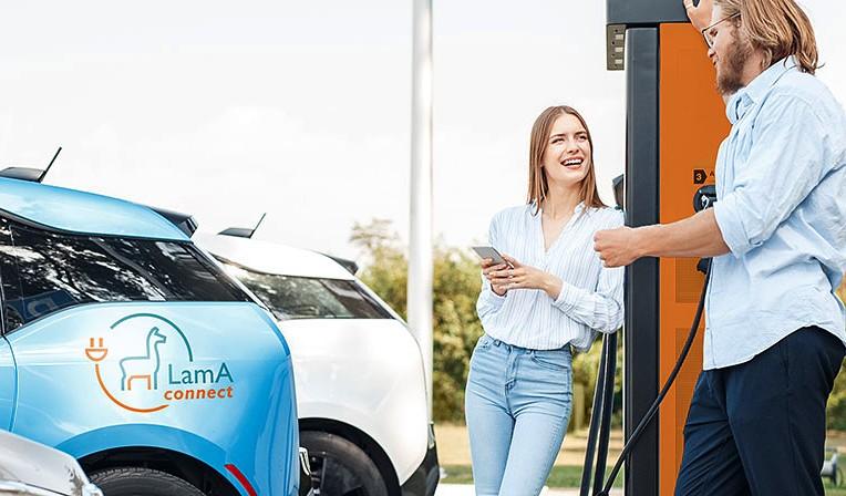 Verbundprojekt LamA-connect