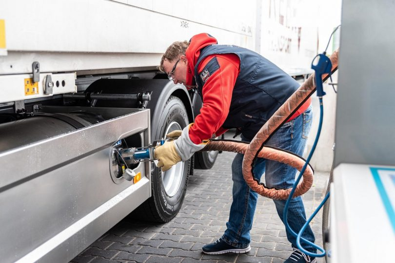 neues LNG-Anreizsystem in den Niederlanden