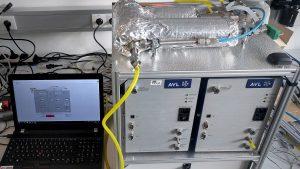 Neues Abgas-Messsystem