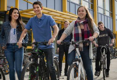 Leih-Service für Lastenfahrräder und E-Roller: Verbundprojekt an TU Freiberg