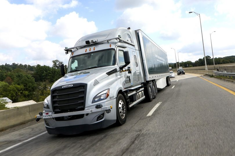 Daimler Trucks and Torc Robotics: Automated trucks testing expanded